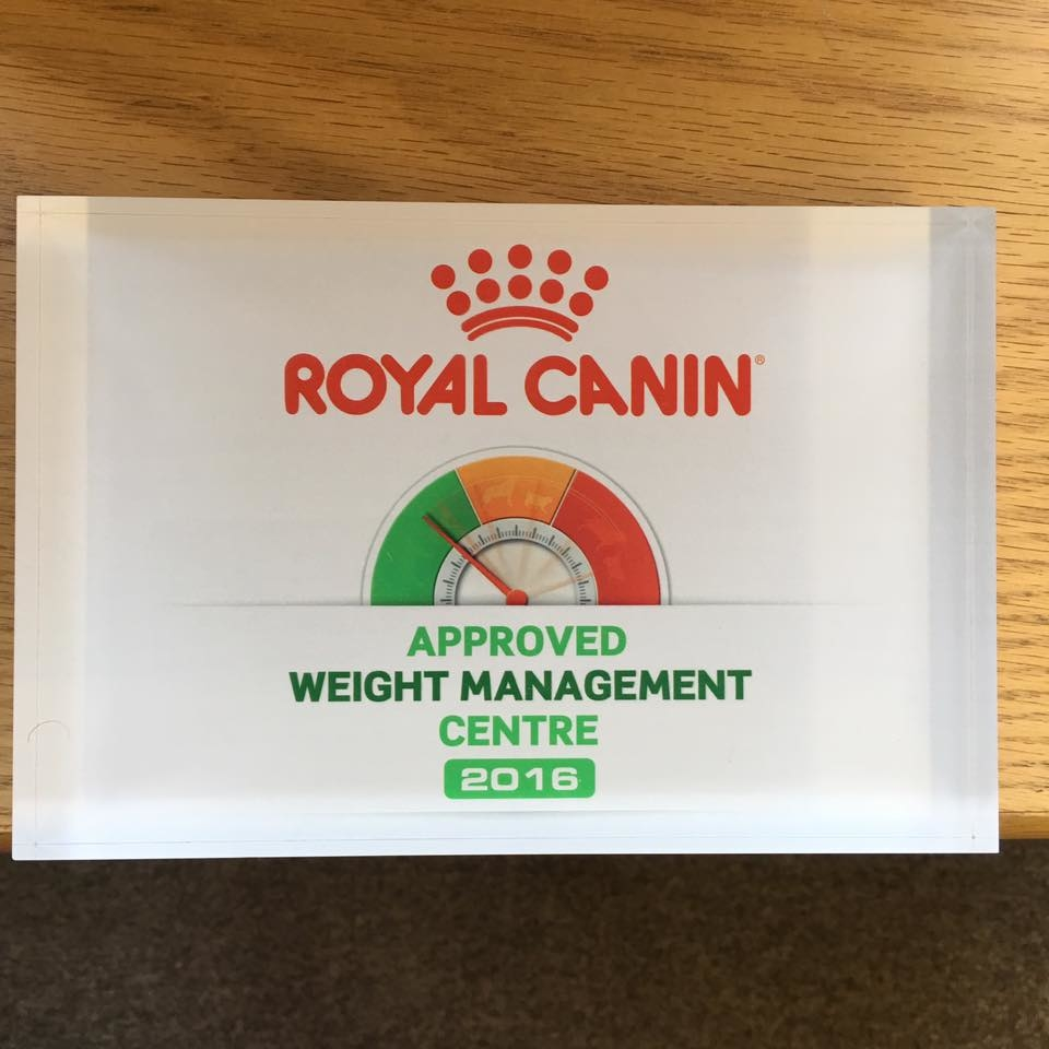 Weight Management Centre 2016